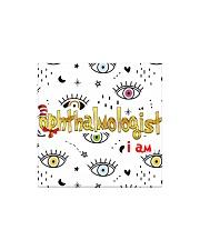 ophthalmologist i am mas Square Magnet thumbnail