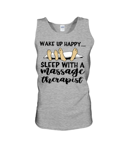 Sleep With A Massage Therapist
