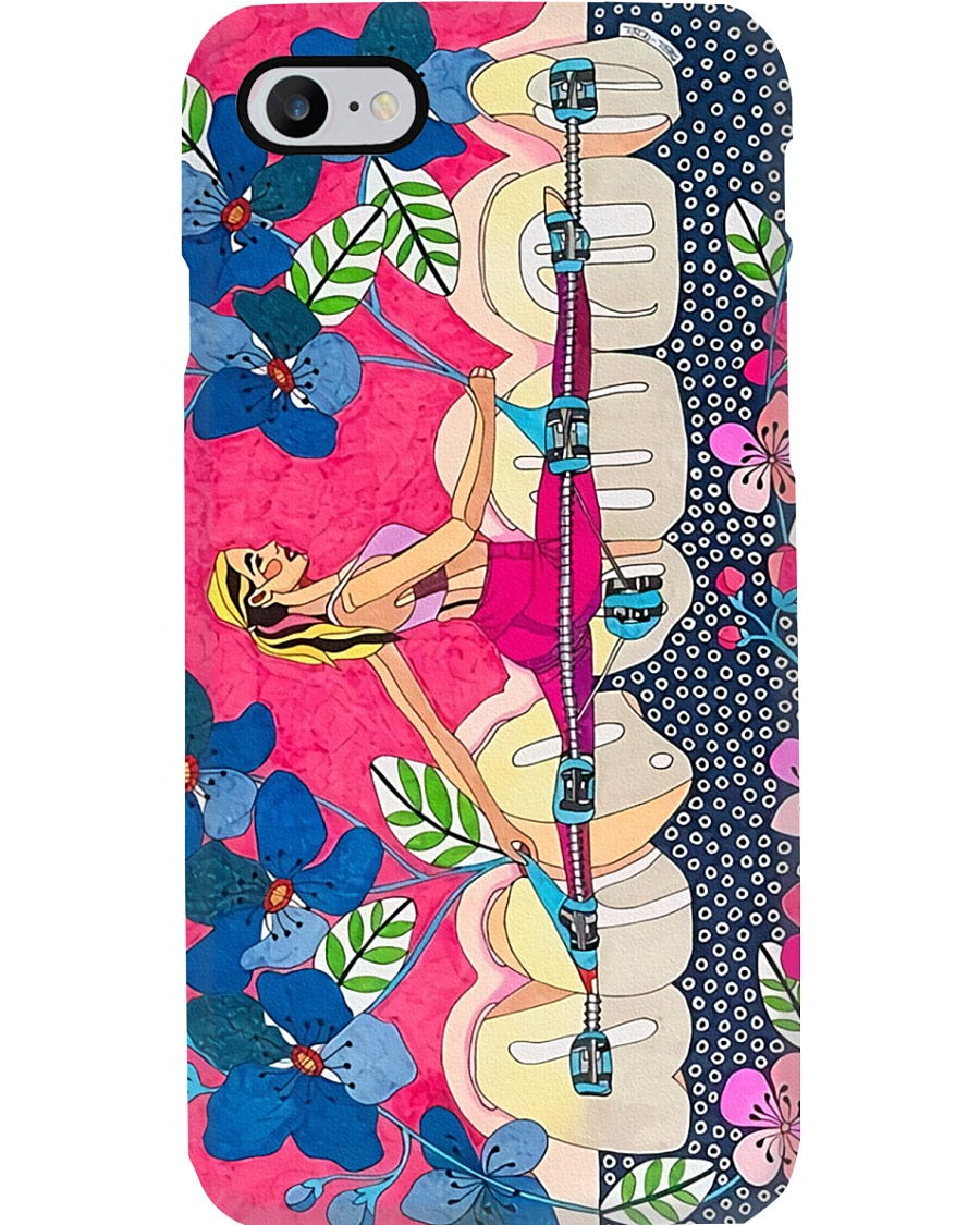 dental-abstract 0905 8 Phone Case