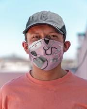 nurse scrub mask 2 Cloth Face Mask - 3 Pack aos-face-mask-lifestyle-06