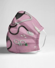 nurse scrub mask 2 Cloth Face Mask - 3 Pack aos-face-mask-lifestyle-21