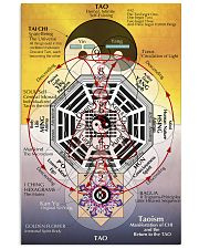 taoism chi  24x36 Poster front