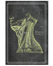 anatomy black board 6 11x17 Poster front