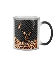 Leopard Dentist Color Changing Mug thumbnail