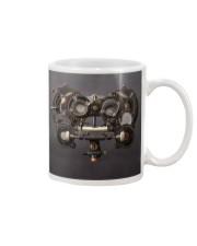 steampunk phoropter  Mug tile