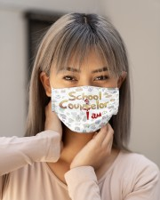 counselor iam mask Cloth Face Mask - 3 Pack aos-face-mask-lifestyle-18