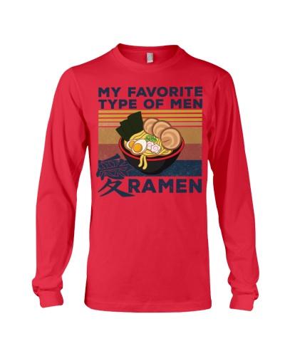 funny my favorite-type-of men-ramen