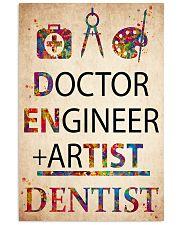 dentist-math 11x17 Poster front
