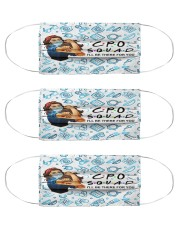 mas squad CPO  Cloth Face Mask - 3 Pack front