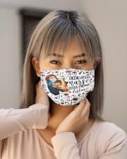 nurse dedicated mas Cloth Face Mask - 3 Pack aos-face-mask-lifestyle-18