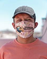 Vintage mas Nurse Educator Cloth Face Mask - 3 Pack aos-face-mask-lifestyle-06