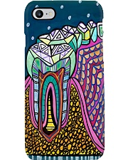 dental-abstract-case3 Phone Case i-phone-7-case