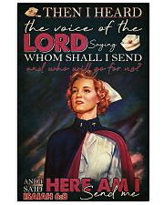 nurse voice lord 11x17 Poster front