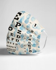 eye chart-close-pattern 2 Cloth Face Mask - 3 Pack aos-face-mask-lifestyle-21