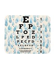 eye chart-close-pattern 2 Mousepad tile