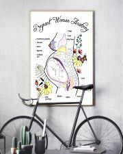 Pregnant anatomy 24x36 Poster lifestyle-poster-7