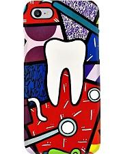 dentist case cartoon Phone Case i-phone-7-case