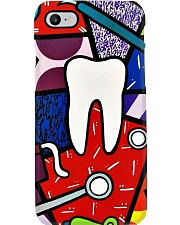 dentist case cartoon Phone Case i-phone-8-case