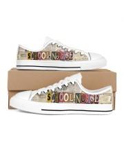 ransom-school-nurse Women's Low Top White Shoes thumbnail