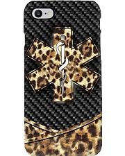 leopard paramedic  Phone Case i-phone-8-case