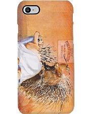 porcupuncture case Phone Case i-phone-8-case