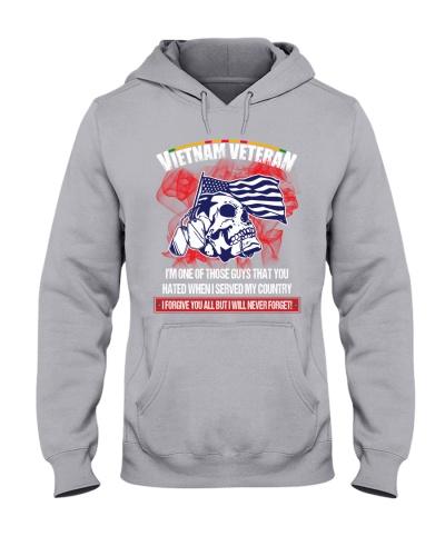 vietnam veteran forgive but never forget