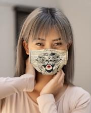 eye text mas  Cloth Face Mask - 3 Pack aos-face-mask-lifestyle-18