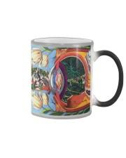 eye abstract mask 2  Color Changing Mug thumbnail