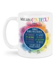 Control counselor mug dvhd-dqh Mug back