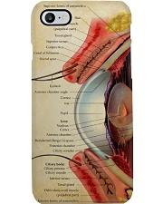 eye anatomy case dvhd nth1 Phone Case i-phone-8-case
