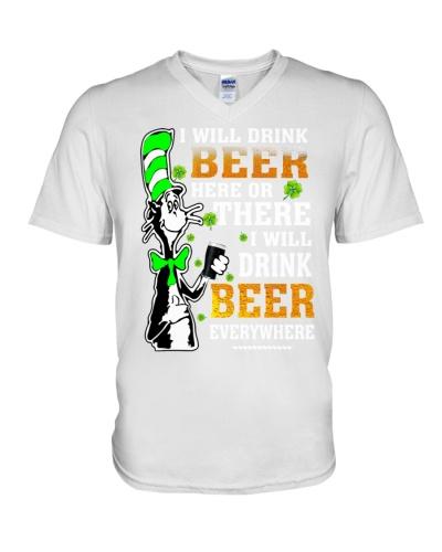 i will drinking beer