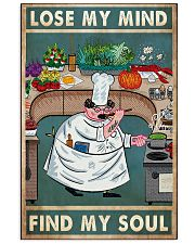 kitchen find soul 24x36 Poster front