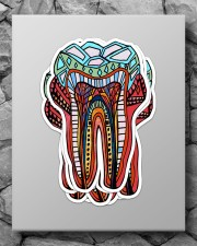 Sticker Teeth Abstract Sticker - 6 pack (Vertical) aos-sticker-6-pack-vertical-lifestyle-front-09