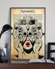 optometry-phoropter 24x36 Poster lifestyle-poster-2
