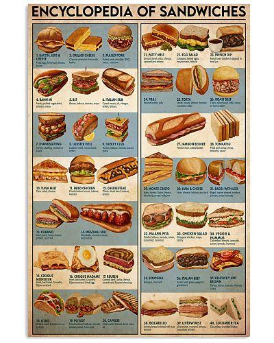sandwich encyclopedia