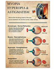 myopia-astigma Vertical Poster tile