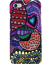 gastroen abstract Phone Case i-phone-8-case