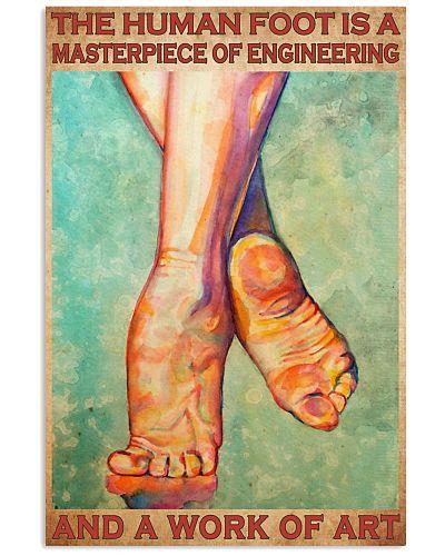 human foot podiatry
