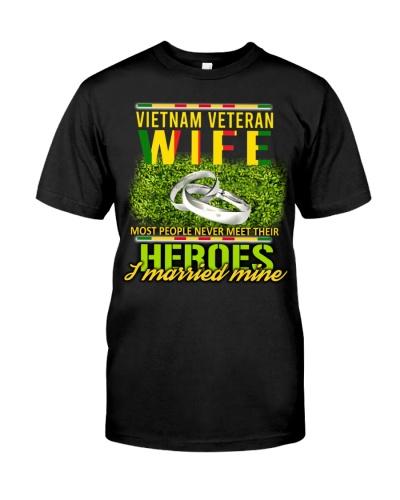 vietnam veteran wife I married mine