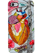heart abstract Phone Case i-phone-8-case