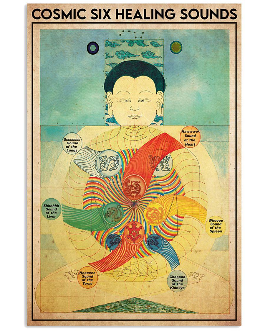 cosmic six  24x36 Poster