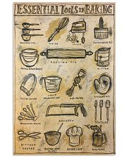 baker tool 24x36 Poster front