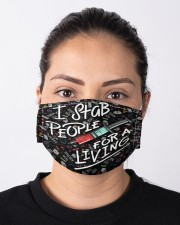 Phlebo stab mas Cloth Face Mask - 3 Pack aos-face-mask-lifestyle-01