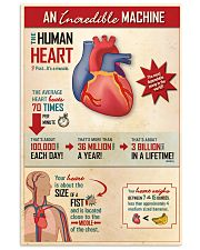machine heart  24x36 Poster front
