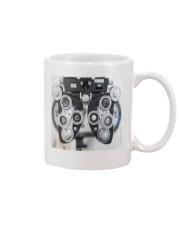 phoropter mask Mug thumbnail