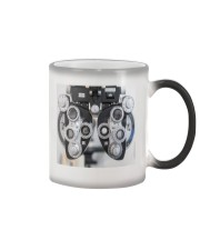 phoropter mask Color Changing Mug thumbnail