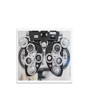 phoropter mask Square Magnet tile