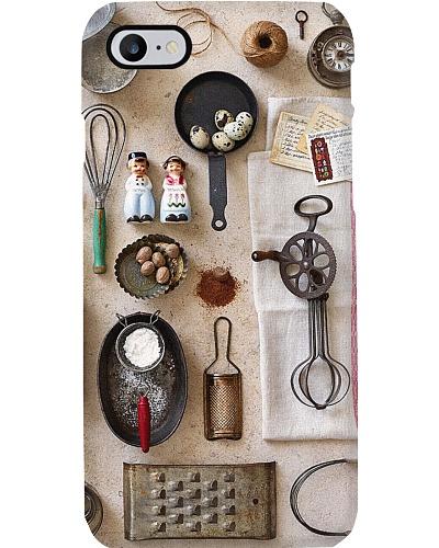 baking phonecase