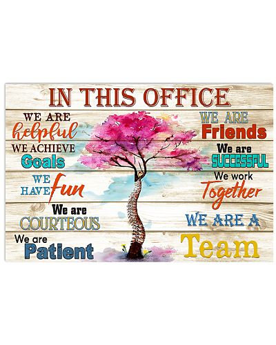 physical therapy office team