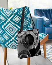 Stack Glass Tote Photographer All-over Tote aos-all-over-tote-lifestyle-front-01
